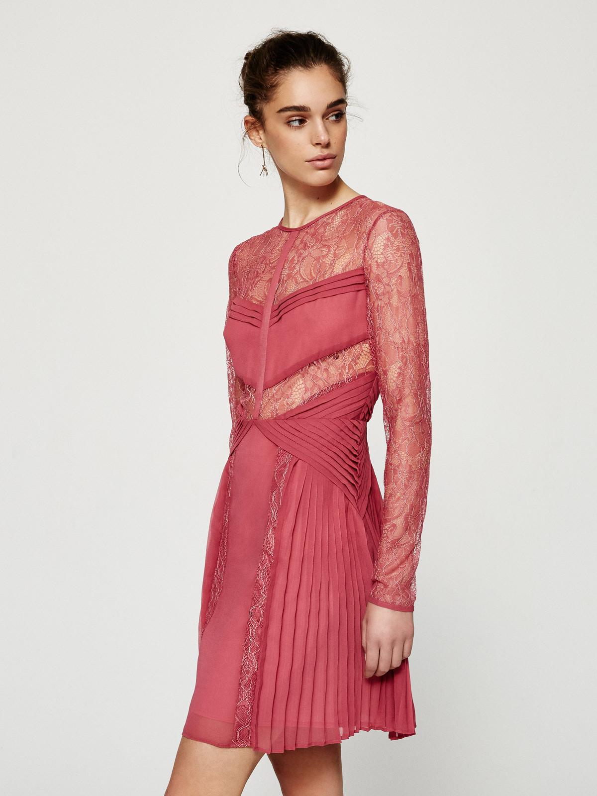 Increíble Vestidos De Encaje Para La Boda Colección de Imágenes ...